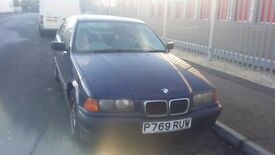Bmw 316i compact good condition