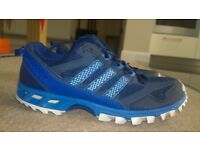 Adidas Kanadia TR 5 Men's Trail Running Shoes / Trainers - Size 9 / Euro 43