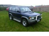 ISUZU TROOPER BIGHORN 3.1 4X4 NOT PAJERO SHOGUN