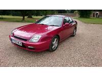 1999 Honda Prelude 2.2 Vtec Auto Petrol Coupe