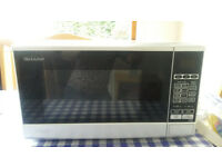 Sharp Microwave R270SLM 20 Ltr