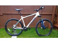Carrera kraken 27.5r 3 months old. £230 lovely clean bike