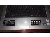 2 x working laptops with charger ( Sony Vaio & Advent )