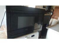 Build in CDA Microwave oven and grill
