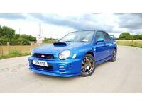 Subaru impreza sti £6995