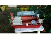 Guinea pig cage / rabbit cage / hamster cage