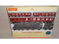 Wanted Model railway Train Sets any amount Hornby Triang Lima Bachmann Lego etc & cast iron signs