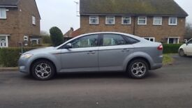 Ford Mondeo 60 plate - good condition for year and low mileage