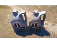 Mobile 1 10/60 fully synthetic motor oil 10 litres