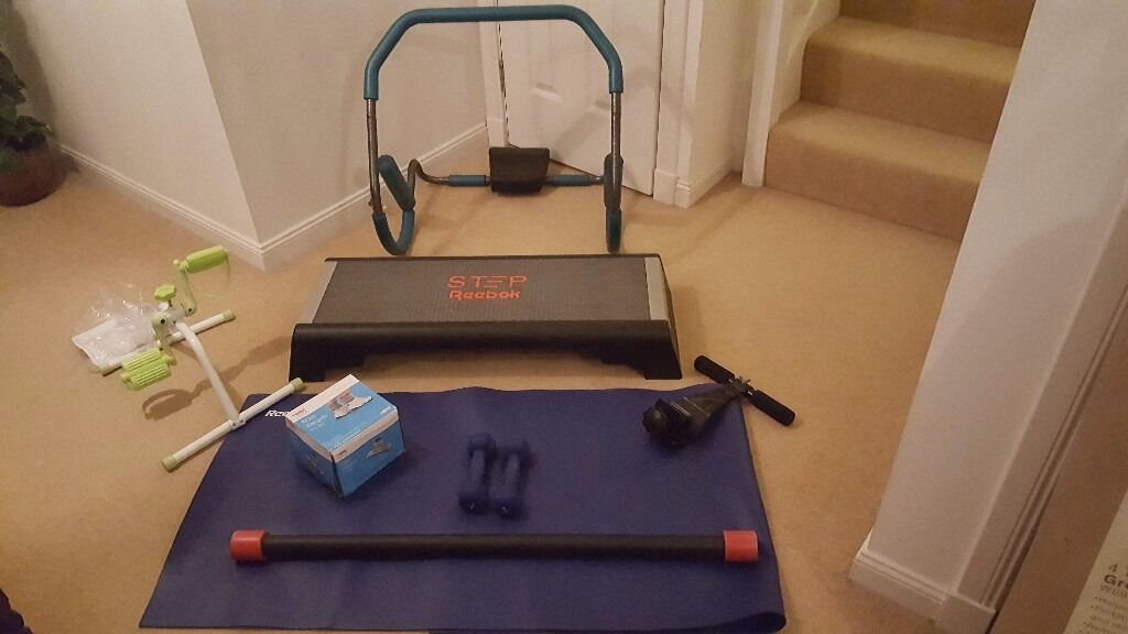 Full exercise set for sale