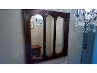 Large beautiful mirror