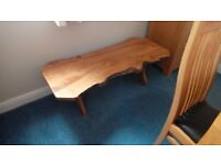 Oak Coffee Table in superb condition.