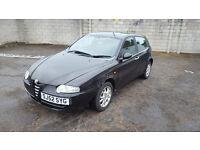 Alfa Romeo 147 Hatchback MK1 1.6 T.Spark Lusso 5dr