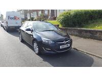 Vauxhall Astra 2.0 CDTi ecoFLEX 16v SE [165] start/stop 2013 £30 road tax per year