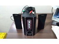MS-Tech LD-800 Speaker System