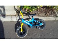 Blue first bike for sale