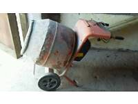 Belle electric Cement mixer 230-240v