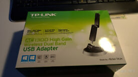 TP-LINK AC 1300 High Gain
