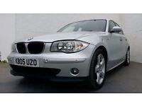 2005 | BMW 1 Series 2.0 118d SE 5dr | Manual | Diesel | Service History | 7 Months MOT | Parking aid