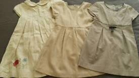 Dress bundle (2 Zara's) (4-5 yrs / 110 cm)