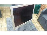 "17"" Belinea Adjustable Monitors x 24 in really good condition from smoke free home"