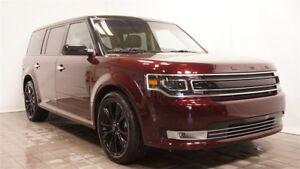2017 Ford Flex Limited, AWD, Toit pano, GPS, Ensemble décor