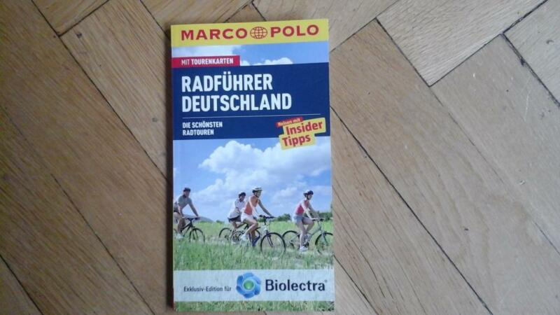 radfahrer deutschland von marco polo neu in niedersachsen braunschweig ebay kleinanzeigen. Black Bedroom Furniture Sets. Home Design Ideas