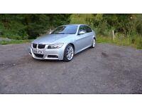 E90 BMW 325i M Sport in Silver - £4200 ONO