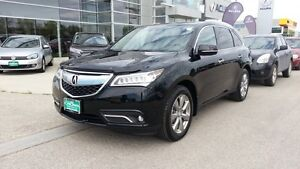 2016 Acura MDX Elite Was $59,993 Now $56,991 Acura Watch, Front