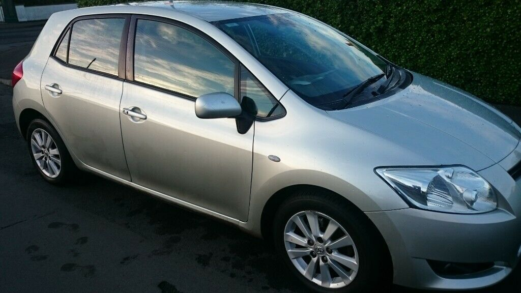 Toyota Auris 2008--2L--Diesel FOR SALE
