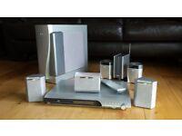 JVC TH-SW8 Surround Sound Home Cinema System