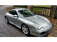 2003 PORSCHE 911 3.6 CARRERA 4S (996) COUPE 6 SPEED MANUAL FULL SERVICE HISTORY STUNNING CONDITION