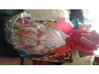 Beautiful large hamper for Easter or birthdayf