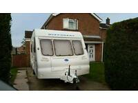 2003 Bailey Discovery 400 5 Berth CRiS Registered