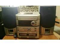 Aiwa stereo cd player