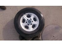 16@ wheel for sale + tyres