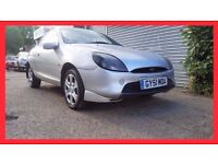 Very CHEAP ----- Ford Puma 1.7 Coupe ----- MOT January 2017 --- 89000 Miles -alternate4 focus fiesta