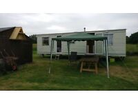 2 bed static caravan - (30mx12) - Good condition - Tiptree, Essex