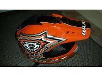 Wulf Sport Children's Motocross Helmet Size XL 53 - 54 cm