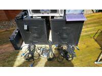 2000 Watt DJ Karaoke System