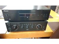 Hi Fi System Teac Amplifier / Mission / Pioneer SACD / Cable / Mint