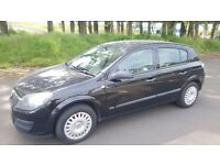 2006 Vauxhall Astra Life 1.4 Petrol 5 Door 10 Month MOT Full Service History  Cards Accepted 