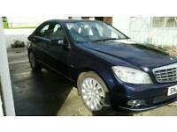 Mercedes c 250 blue efficiency 2010