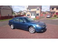 Saab 95 TiD Auto in excellent condition.