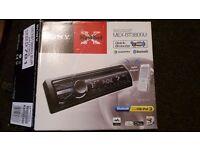 For sale. Sony MEX-BT3800U