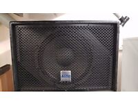 """Alto Professional 12""""inch Active Bass Bins 600w Pair"""