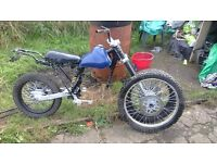 For sale 125cc rolling frame