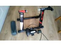 Bike fitness trainer