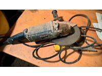 Bosch 9 inch grinder