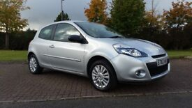 Renault Clio Expression 1.2, only 27k miles